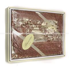 КПБ в коробке евро шелк/сатин ИН16-КПБ6.51