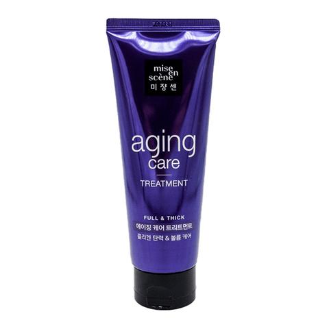 Антивозрастная Маска Для Силы И Здоровья Волос MISE EN SCENE Aging Care Treatment
