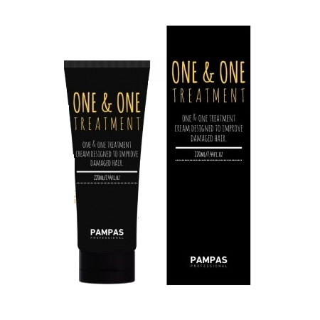 Процедура глубокого восстановления волос Pampas One & One Treatment 220мл