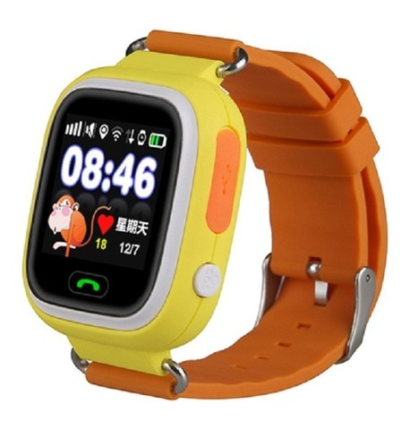 Детские умные часы Q90 Smart baby watch