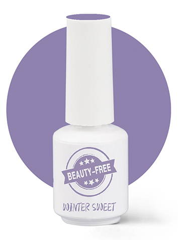 BEAUTY FREE Гель-лак Winter Sweet Чайный сервиз #152, 8 мл