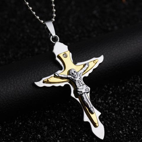Cross Pendant Necklace