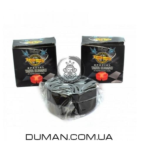 Натуральный кокосовый уголь для кальяна Yahya Elegance Mini (Яхуа Элеганс Мини) | 3 шт Под калауд