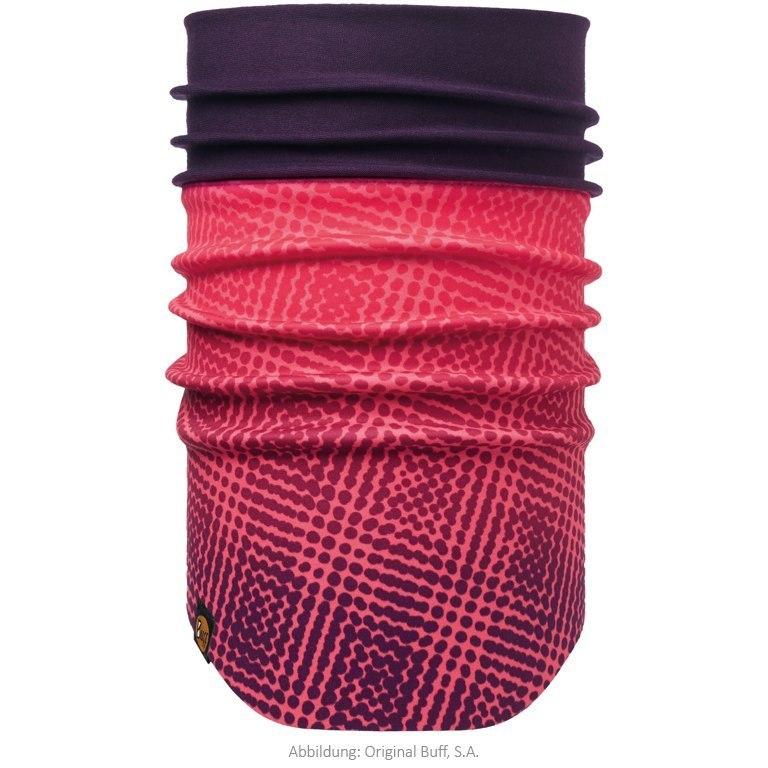 Непродуваемые шарфы Шарф-труба непродуваемый Buff Xtreme Pink 179831_00_d.jpg