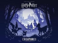 Harry Potter - Creatures : A Paper Scene Book