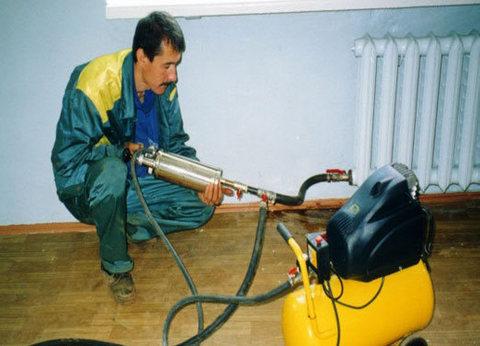Промывка систем теплоснабжения при наступлении нового отопительного периода