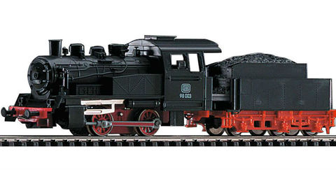 Piko 50501 Паровоз 0-4-0 Steam Loco w/Tender, 1:87