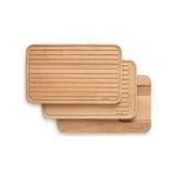 Набор деревянных разделочных досок, 3 пр., артикул 260780, производитель - Brabantia