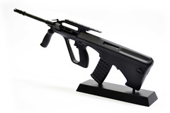 AUG assault rifle scale 1:4