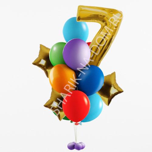 Шары на День Рождения ребёнку Фонтан из шаров с цифрой 7 фонтан_из_шаров_с_цифрой_7.jpg