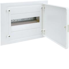 Щит скрытой установки, 12М, с непрозрачной дверцей