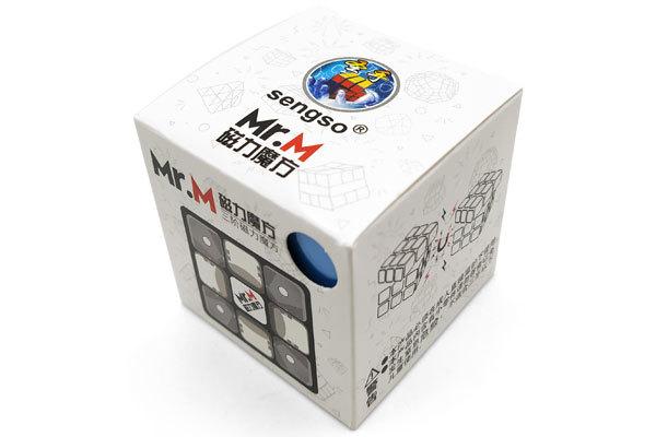 Кубик головоломка ShengShou 3x3 Mr. M