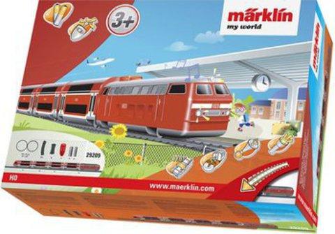 Marklin 29209 Стартовый набор железной дороги