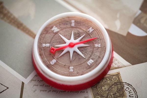 Мыло-компас. Водорастворимая бумага Карты