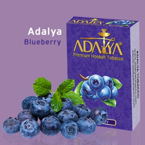 Табак Adalya Blueberry (Адалия Черника)