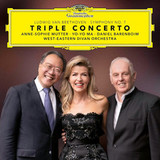 Anne-Sophie Mutter, Yo-Yo Ma, Daniel Barenboim, West-Eastern Divan Orchestra / Ludwig Van Beethoven: Triple Concerto - Symphony No. 7 (2LP)