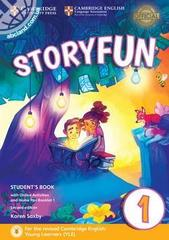 Storyfun for Starters Level 1 Student's Book wi...