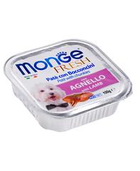 Monge Dog Fresh консервы для собак (ягненок) 100г