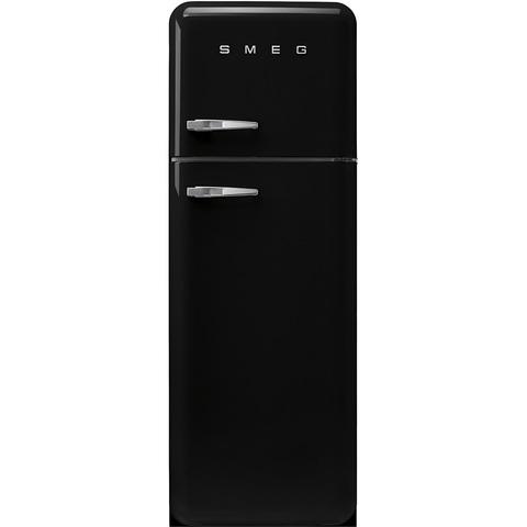 Холодильник с верхней морозильной камерой Smeg FAB30RBL5
