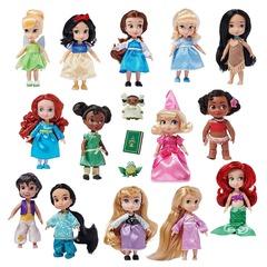Коллекция кукол мини Аниматорз 14 кукол