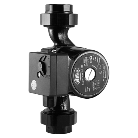 WRM-32/4-180, Серия WRM без кабеля Циркуляционный насос для отопления. (8 шт/уп)