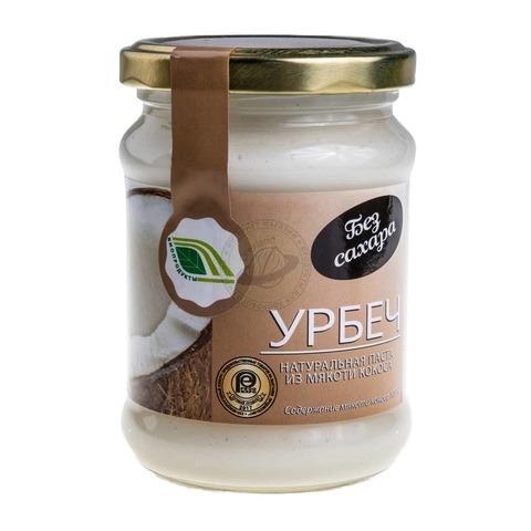 Урбеч натуральная паста из мякоти кокоса 280 гр.