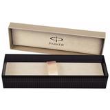 5й пишущий узел Parker Urban Premium F504 Pearl Metal Chiselled Fblack (S0976030)