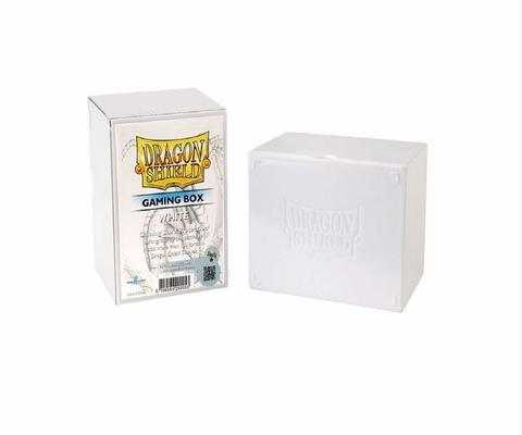 DS Deckboxes: Acrylic White (100)