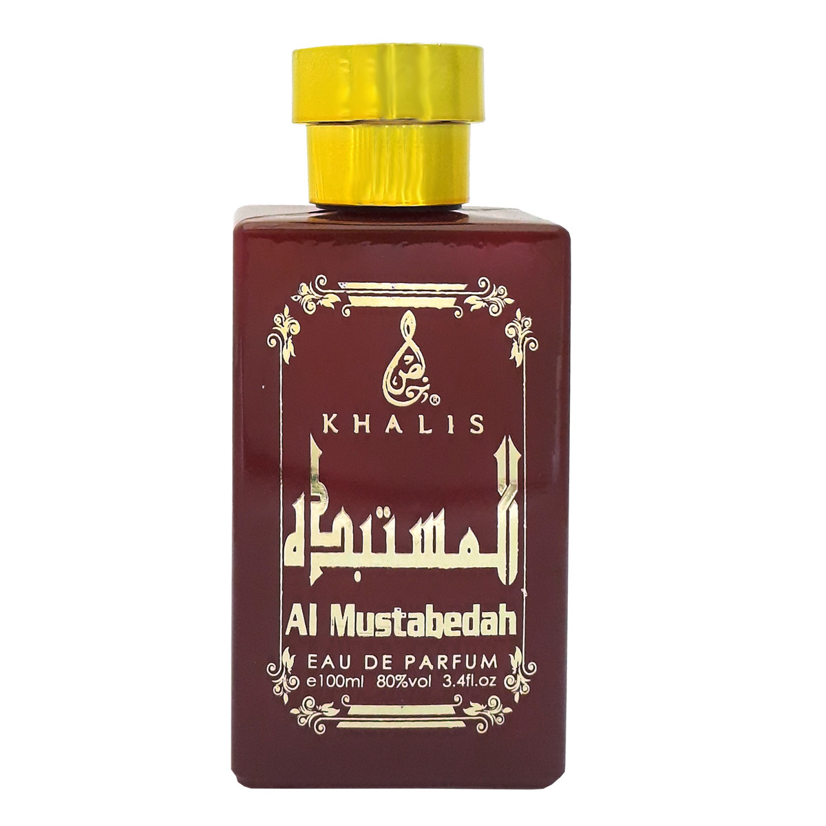 Al Mustabedah u EDP 100 ML SPR спрей от Reev Khalis Perfumes Халис