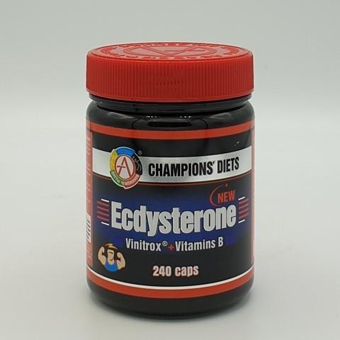 Бустер тестостерона Ecdysterone, Академия-Т, 240 капс