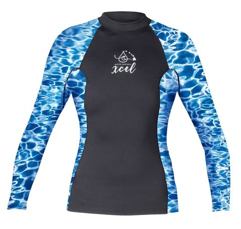 XCEL Ocean Ramsey Collection UV 6OZ