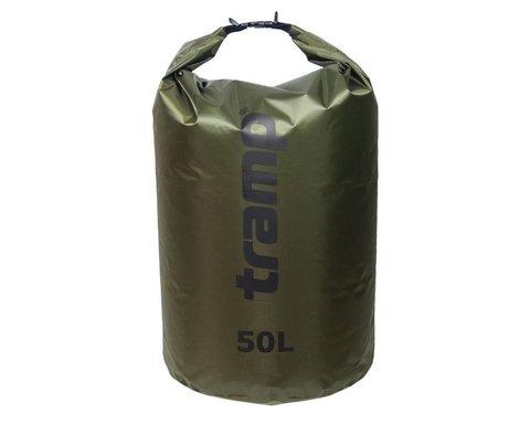 Гермомешок Tramp 50л TRA-208 (оливковый)