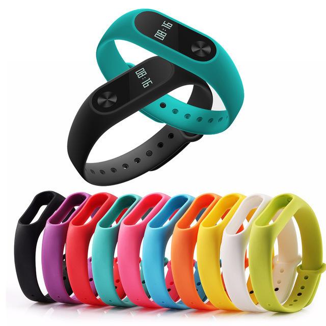 Умные часы и браслеты Цветные браслеты для фитнес-трекера Smart Mi Band 3 brasleti-miband2.jpg