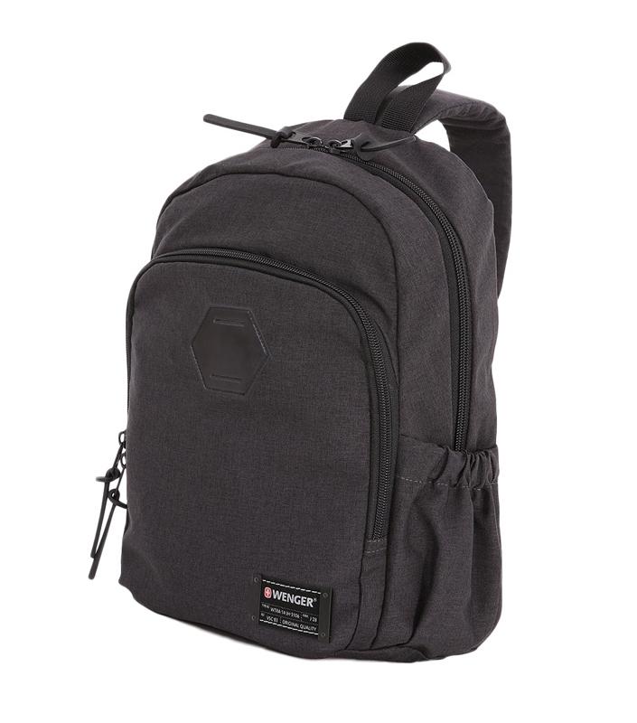 Рюкзак из ткани Grey Heather с отделением для ноутбука 13