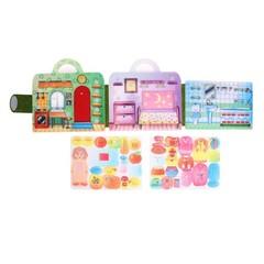 Игра для девочки Кукольный домик, Smile decor