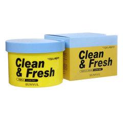 Eunyul Clean & Fresh Pimple & Sebum Clear Pad - Подушечки очищающие с кислотами