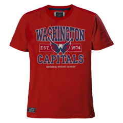 Футболка NHL Washington Capitals (29930) фото 1