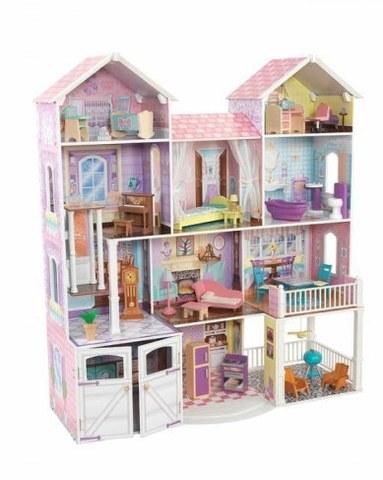 Дом для классических кукол KidKraft до 32 см Загородная усадьба 65242_KE