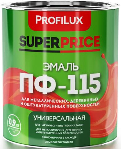 Profilux Superprice/Профилюкс Суперпрайс эмаль ПФ-115