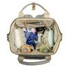 Сумка-рюкзак для Мам арт: 2105 Бордовый
