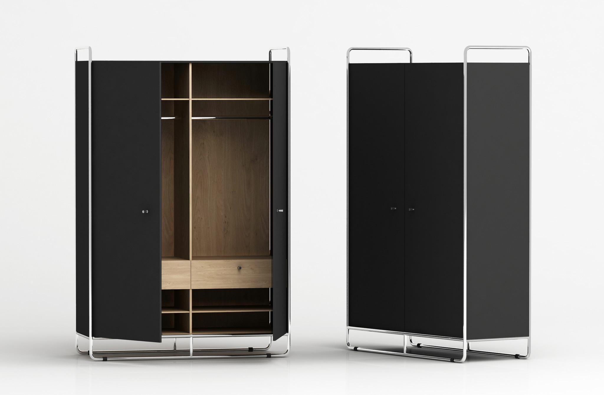 Шкаф Woodi Bauhaus