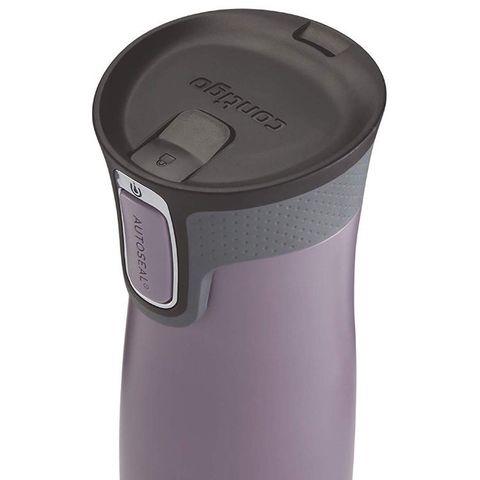 Термокружка Сontigo West Loop Dark Plum (0,47 литра), фиолетовая