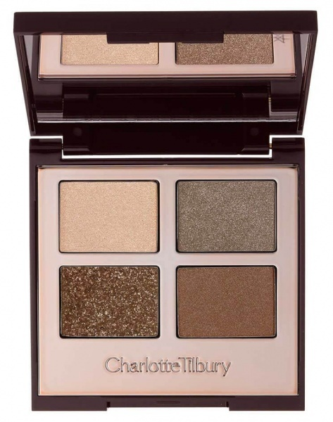 Палетка Charlotte Tilbury Luxury Palette The Golden Goddess