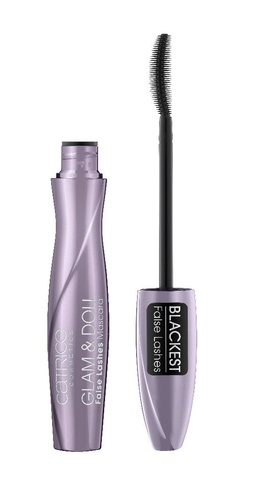 Тушь для ресниц Catrice Glam & Doll False Lashes Mascara 010 Black