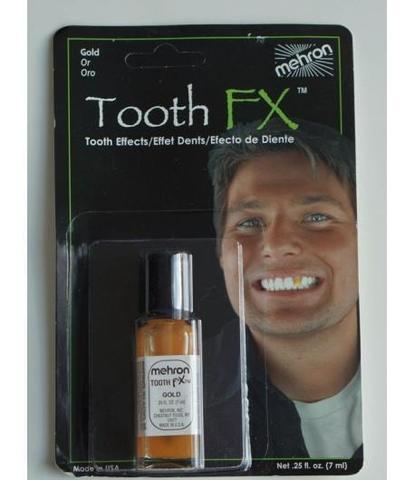 Эмаль для зубов золотая 0,25oz