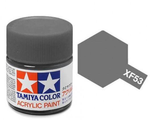 Tamiya Акрил XF-53 Краска Tamiya, Серый Нейтральный Матовый (Neutral Grey), акрил 10мл import_files_02_02759cd35aac11e4bc9550465d8a474f_95b315565b6211e4b26b002643f9dbb0.jpg