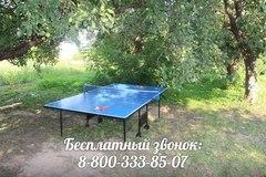 Теннисный стол всепогодный № 1