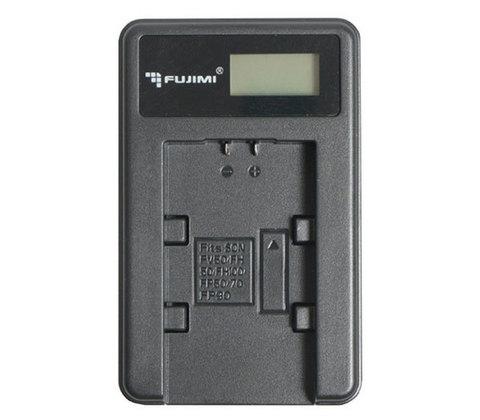 Зарядное устройство Fujimi для NP-BD1 / NP-FD1 (FJ-UNC-BD1)