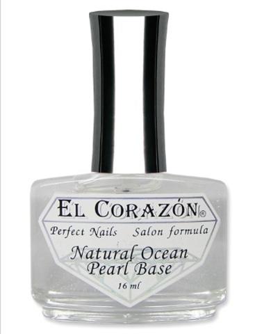 El Corazon лечение 401 Выравнивающая база с жемчужными частицами