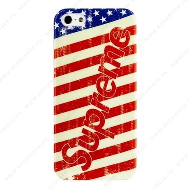 Накладка Supreme для iPhone SE/ 5s/ 5C/ 5 вид 12